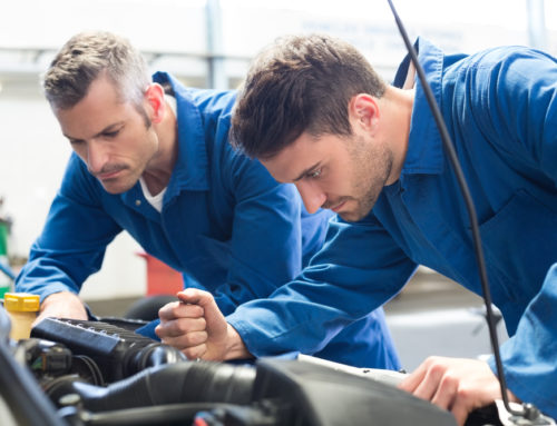 Auto Maintenance That Helps the Environment