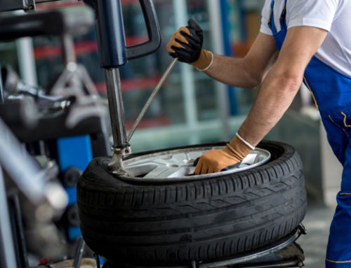Five Signs You Need New Tires