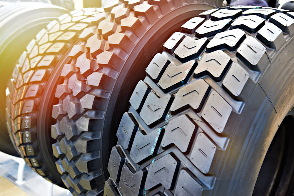 Different types of tires